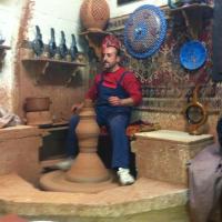 Vase de Lut Capadociene