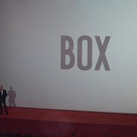 """""""Box"""". 2015. Florin  Şerban"""