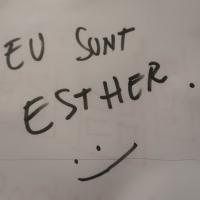 """Eu sunt Esther"""