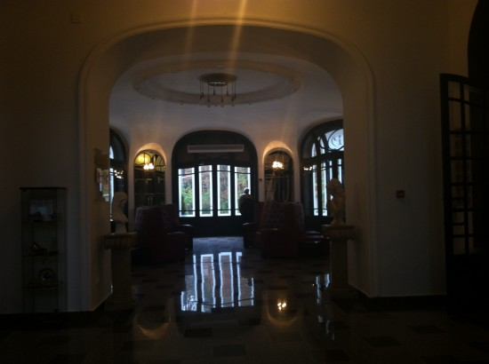Receptie Hotel Palace Govora