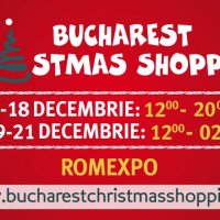 Bucharest Christmas Shopping la ROMEXPO